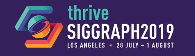 Siggraph2019